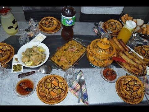 اقتراح مائدة رمضان اقتصادية 2019 Youtube Table Settings