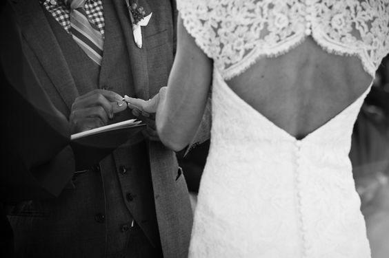 Love this black and white from a Winery SF wedding ceremony. #winerysf #sanfranciscowedding #weddingphotography