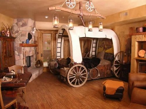 This Is So Cool For A Kid Or At Heart Love Cow Themed Rooms Creative World Hotel Home Sweet Pinterest