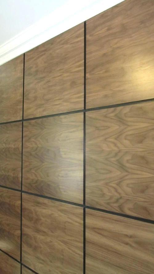 Moderne Holztafelung Modern Wall Paneling Wooden Wall Panels Wall Cladding Interior