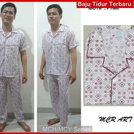 Baju Tidur Piyama Terbaru