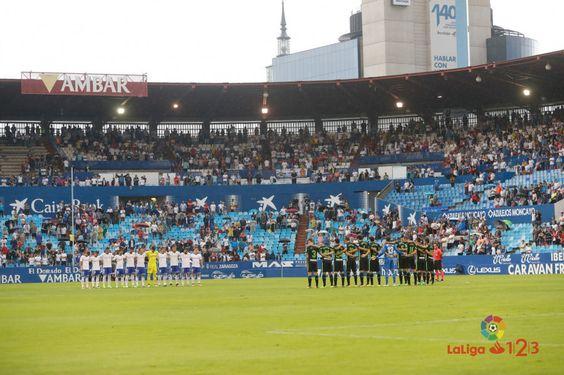 Partido Zaragoza – Granada en directo, en vivo. LaLiga 1|2|3 2017/2018 | Liga de Fútbol Profesional