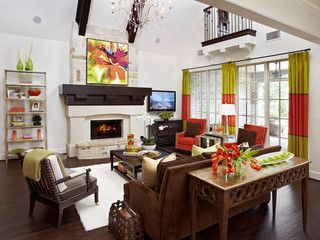 IBB Design Fine Furnishings - traditional - family room - dallas - by IBB Design Fine Furnishings