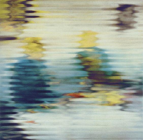 Zwei Frauen Gerhard Richter Two Women 1967 200 cm x 195 cm Catalogue Raisonné: 147-1 Oil on canvas