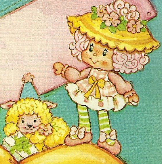 Strawberry shortcake, Clip art and Peach blush on Pinterest
