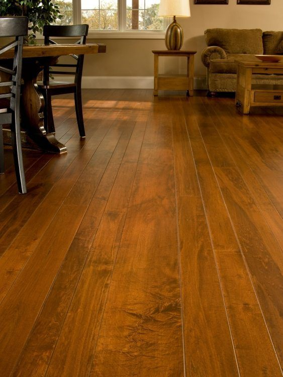 Brown Maple Dark Stain Living Room Hardwood Floors Maple Floors Maple Hardwood Floors Hardwood Floors
