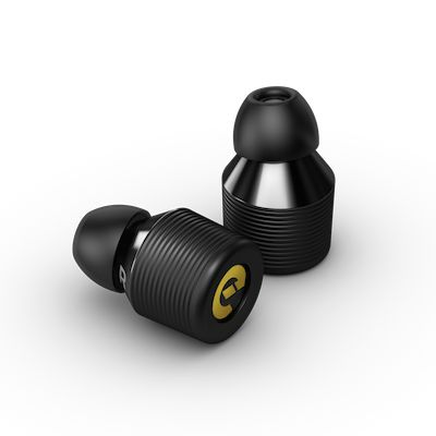 Earin - Pre-order for $200. They come with a traveling case that recharges them as they're stored and a 3 hour run time. Wireless earbuds! I'm not crazy about the form factor but I do love the carrying case design.