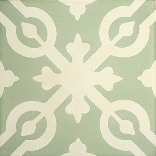vn azule 09 olive zementfliesen von. Black Bedroom Furniture Sets. Home Design Ideas