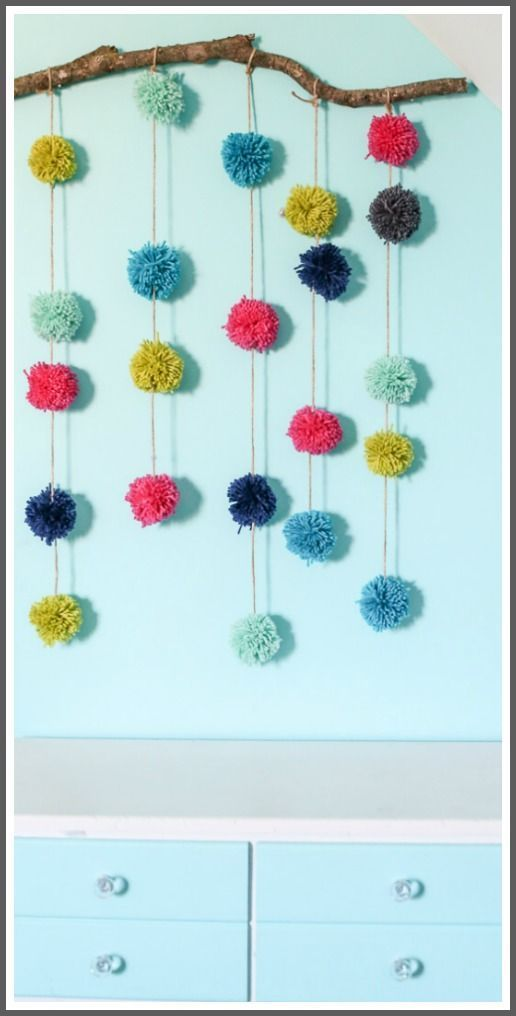 25 Delightful Pom Pom Crafts For Kids Pom Pom Crafts Toddler