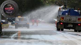 Asbestos dumped on Loyalty Road, North Rocks