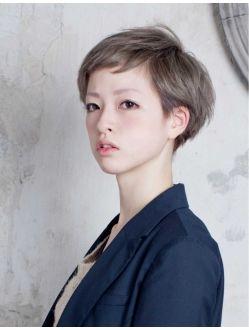 レガーレ(Legare)外国人風ショート☆