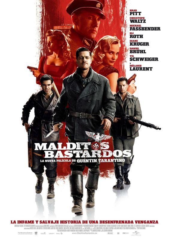 2009. Malditos bastardos - Inglourious Basterds
