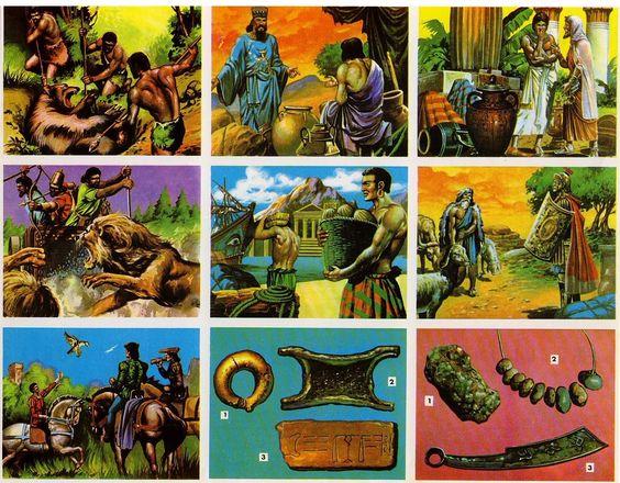 Maga - 1967 - Cromhistoria - Láminas de cromos