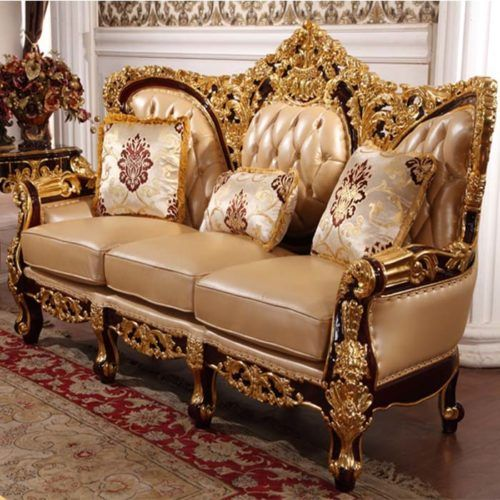 Italy Luxury Antique Wood Carving Leather Sofa Our Have More Than 15 Years Of Custom Furniture Experience Custom Produc Furniture Direct Carved Sofa Furniture
