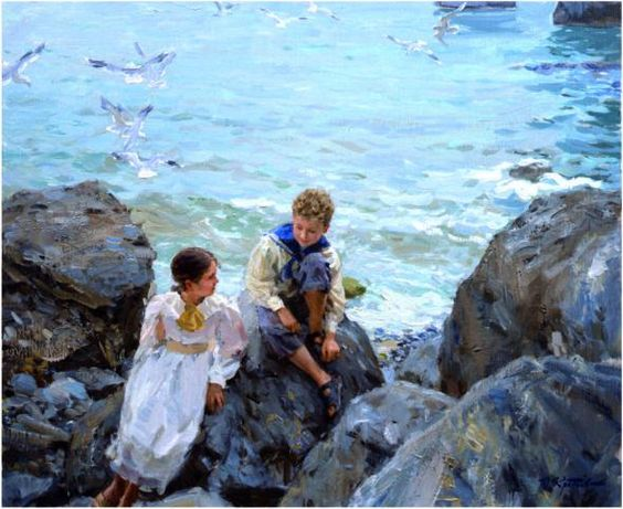 Коллекция работ художника Юрия Кротова