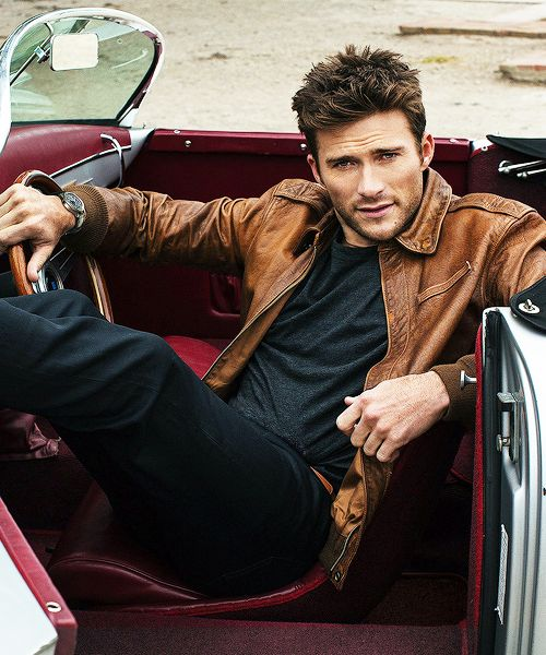 Scott Eastwood photographed by Philip Mueller for The Gentleman's Journal (April 2016)