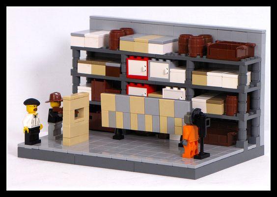 lego mythbusters set jamie adam minifigs LEGO Pinterest Lego - minecraft küche bauen