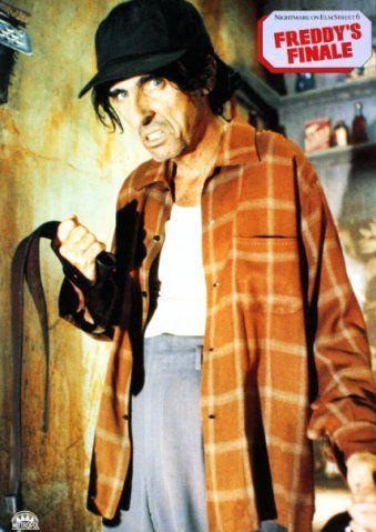Freddy's Dead: The Final Nightmare (1991) lobby card
