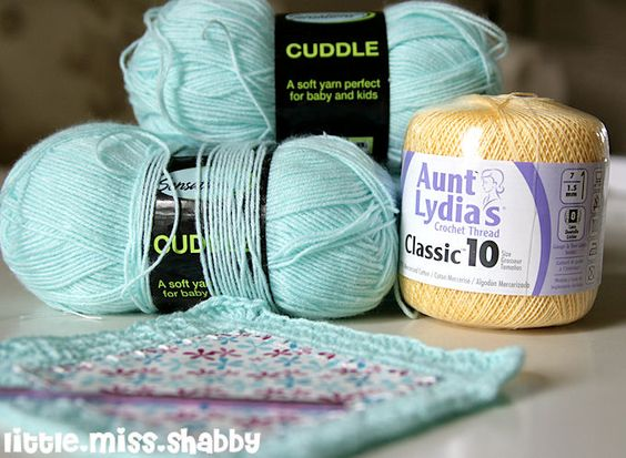 fabric crocheted fabric yarn crocheted afghans crochet blanket crochet ...