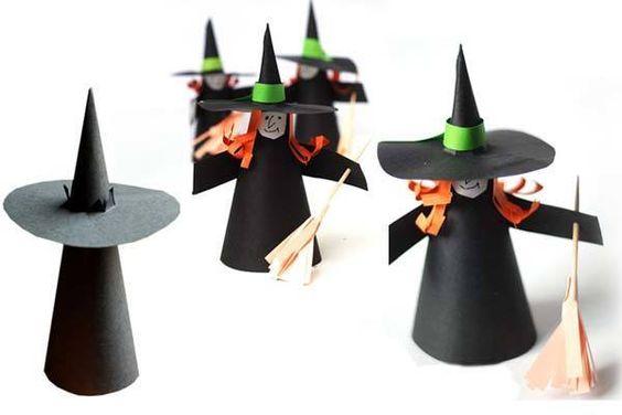 Manualidades Halloween infantil: ideas fáciles para niños: