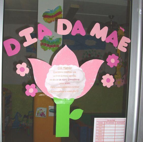 No mundo dos pequeninos: Dia da Mãe