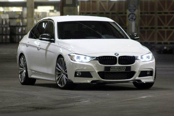 BMW 3-Series M Sport