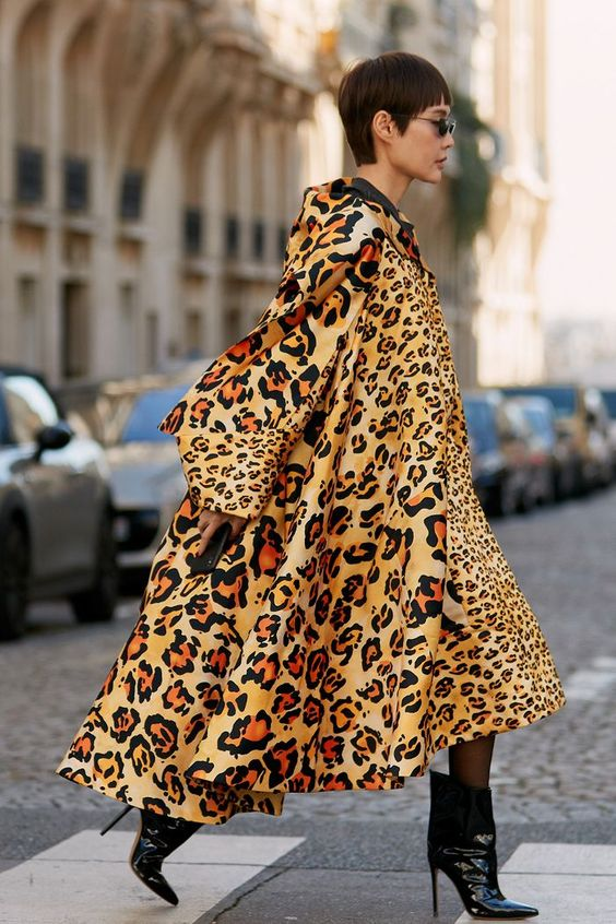 Paris Fashion Week street style February 2019