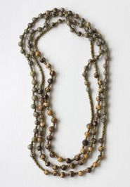 Organica Rope Necklace