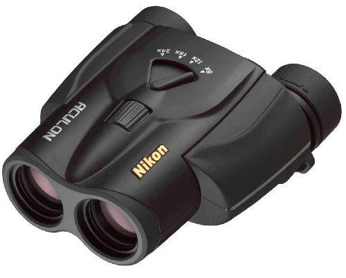 Nikon Aculon T11 8-24x25 Zoom-Fernglas (8- bis 24-fach, 25mm Frontlinsendurchmesser) schwarz - http://kameras-kaufen.de/nikon/nikon-aculon-t11-8-24x25-zoom-fernglas-8-bis-24-fach