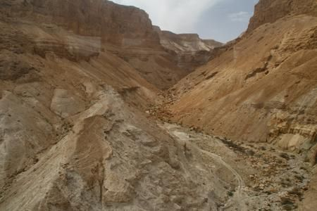 Judaean Desert Photo by Shalva Mamistvalov — National Geographic Your Shot