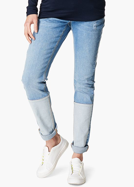 Chic Women Jeans Style
