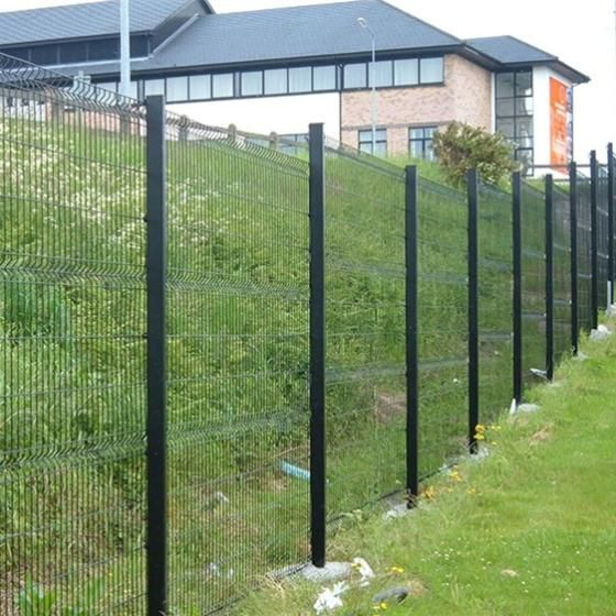 Wire Fence Panels Pvc Coated Welded Wire Mesh Garden Fence Panels Designs Wire Fence Panels 5 8242 X 16 8242 Welded Wi In 2020 Wire Fence Panels Fence Panels Fence