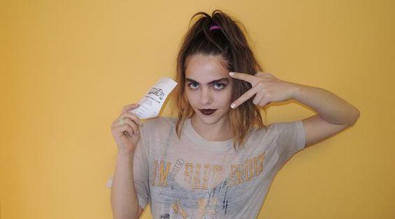 Brown lipstick! Plus a $20 Ricky's shopping spree. #xovain