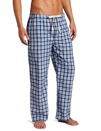 Bottoms Out Mens Plaid Sleep/Lounge Pants - Blue Plaid - SmallFrom #Bottoms Out Price: $14.99