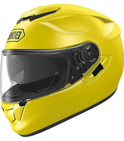Shoei GT Air yellow