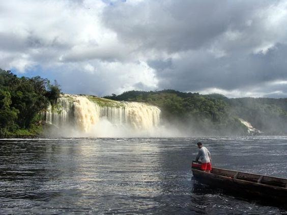 Guía de Turismo : Extienden protesta en Canaima