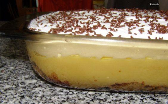 Pavê de Chocolate | SaborIntenso.com