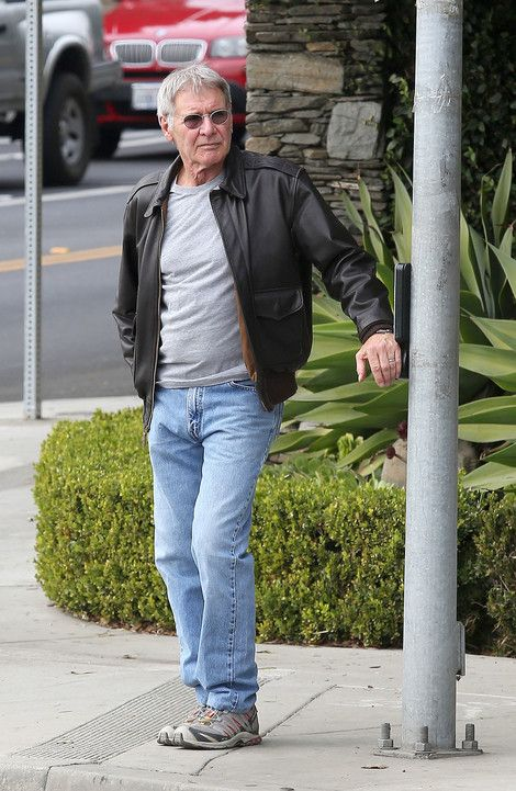Harrison Ford, Biography