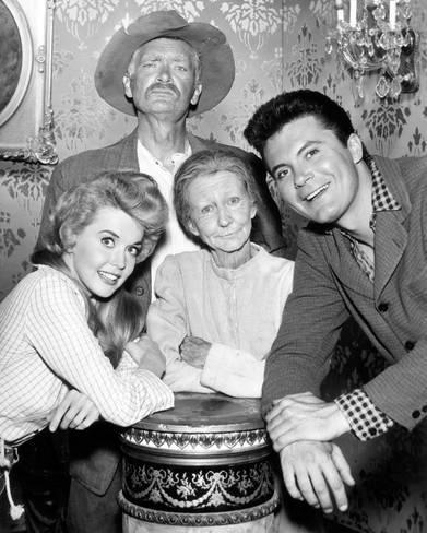 Photo: Buddy Ebsen, The Beverly Hillbillies (1962) : 14x11in