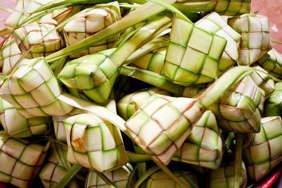 Bánh gạo Ketupat