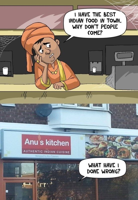 Restaurant Kitchen Jokes importance of study - http://jokideo/importance-of-study