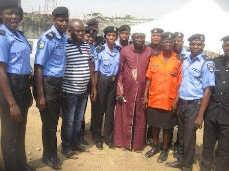 DPO celebrates with newly promoted officers - http://www.thelivefeeds.com/dpo-celebrates-with-newly-promoted-officers/