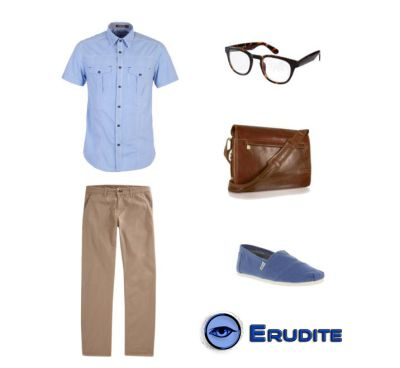 OKAY. So I've posted the clothing for the girls factions, but guys need stuff to wear too, right? SO, I'll be posting all of the different boy's outfits coming soon.  This is Erudite and although it may not be the most fashionable, it certainly fits Erudite! DIVERGENT