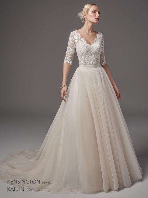 KENSINGTON - KALLIN Wedding Dress | Sottero and Midgley: