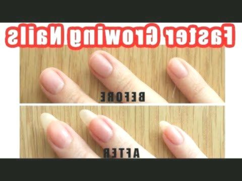 How To Make Your Nails Grow Fast Overnight Best Ways For Faster