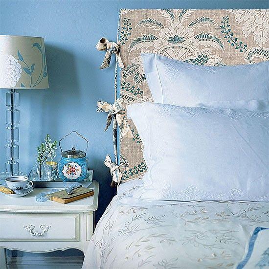 Quarto em estilo francês romântico | móveis Bedrom | Decorando idéias | Imagem | Housetohome