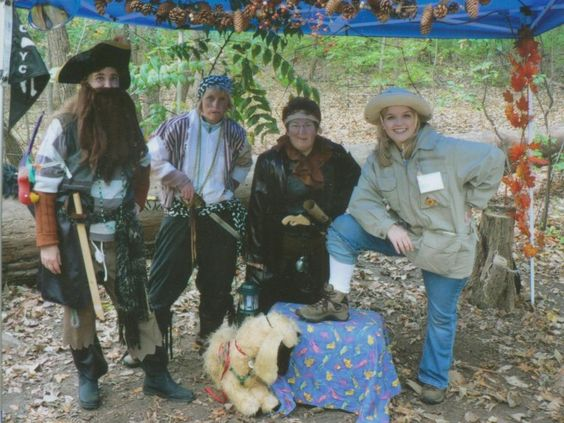 Spring Campfire Family Night: Pirate Night Rochester, MI #Kids #Events