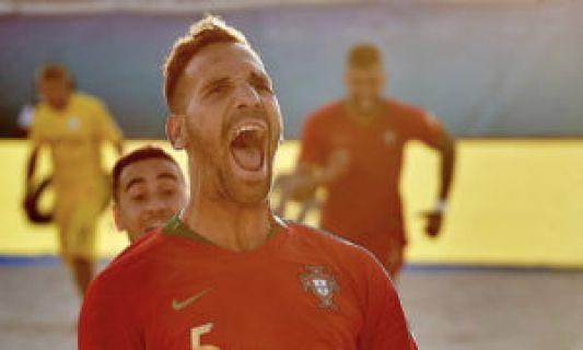 Jordan Santos Assumiu A Ambicao De Ganhar O Mundial De Futebol De Praia Que Arranca No Dia 21 No Paraguai Futebol De Praia Dia De Treino Melhores Jogadores