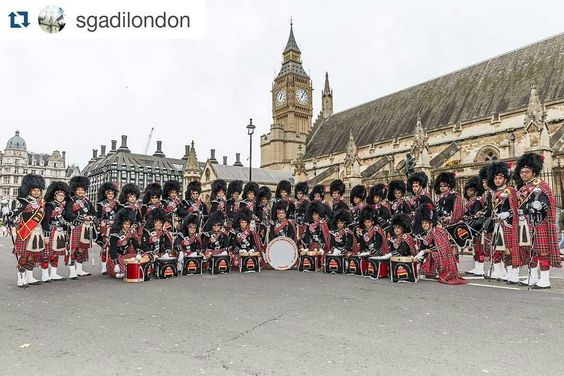 Great participant from this year's parade. #Repost @sgadilondon  Members of #ShreeMuktajeevanSwamibapa #PipeBand #London take a picture outside #BigBen and #HousesOfParliment before participating in the New Year's Parade. #LNYDP #LNYDP2016 #LoveLondon #30MagicalYears #NewYear