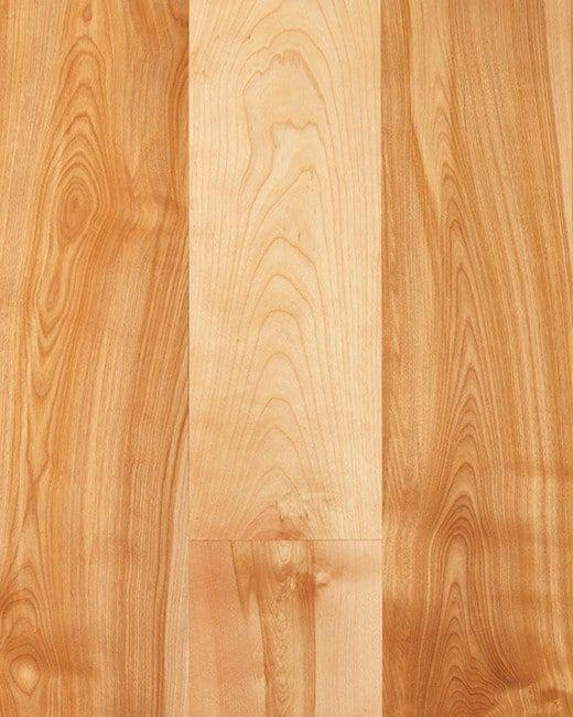Wide Plank Birch Flooring